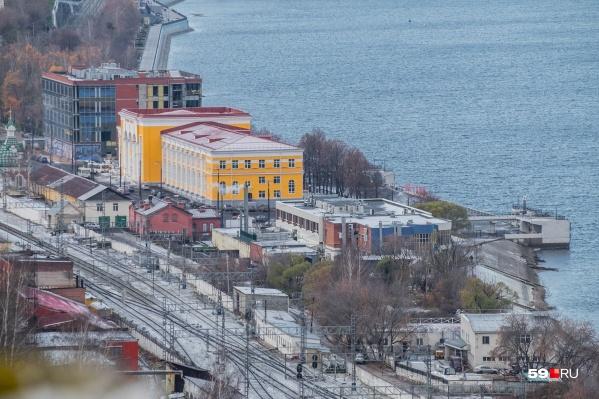 Одной из станций станет Пермь I