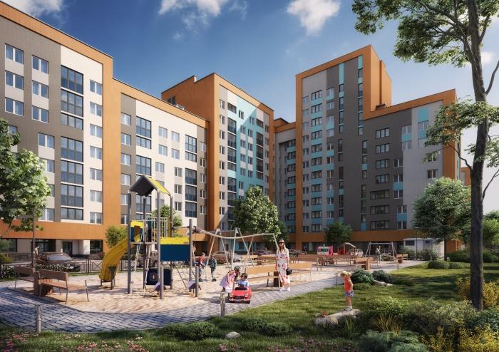 В Академическом продаются готовые квартиры в современных жилых комплексах