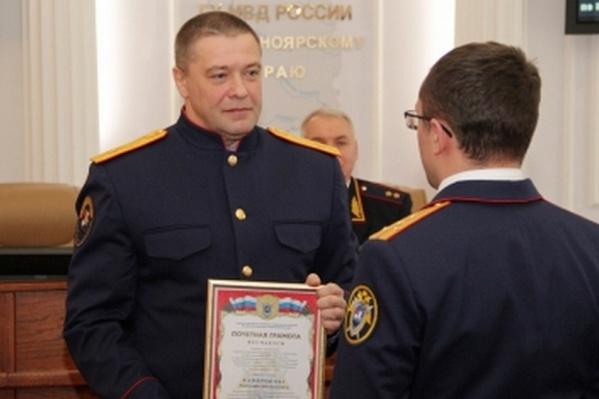 Андрей Потапов был назначен на должность в июле 2018 года