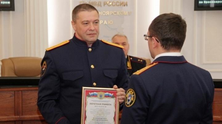 Главного следователя Красноярского края уволили по приказу президента