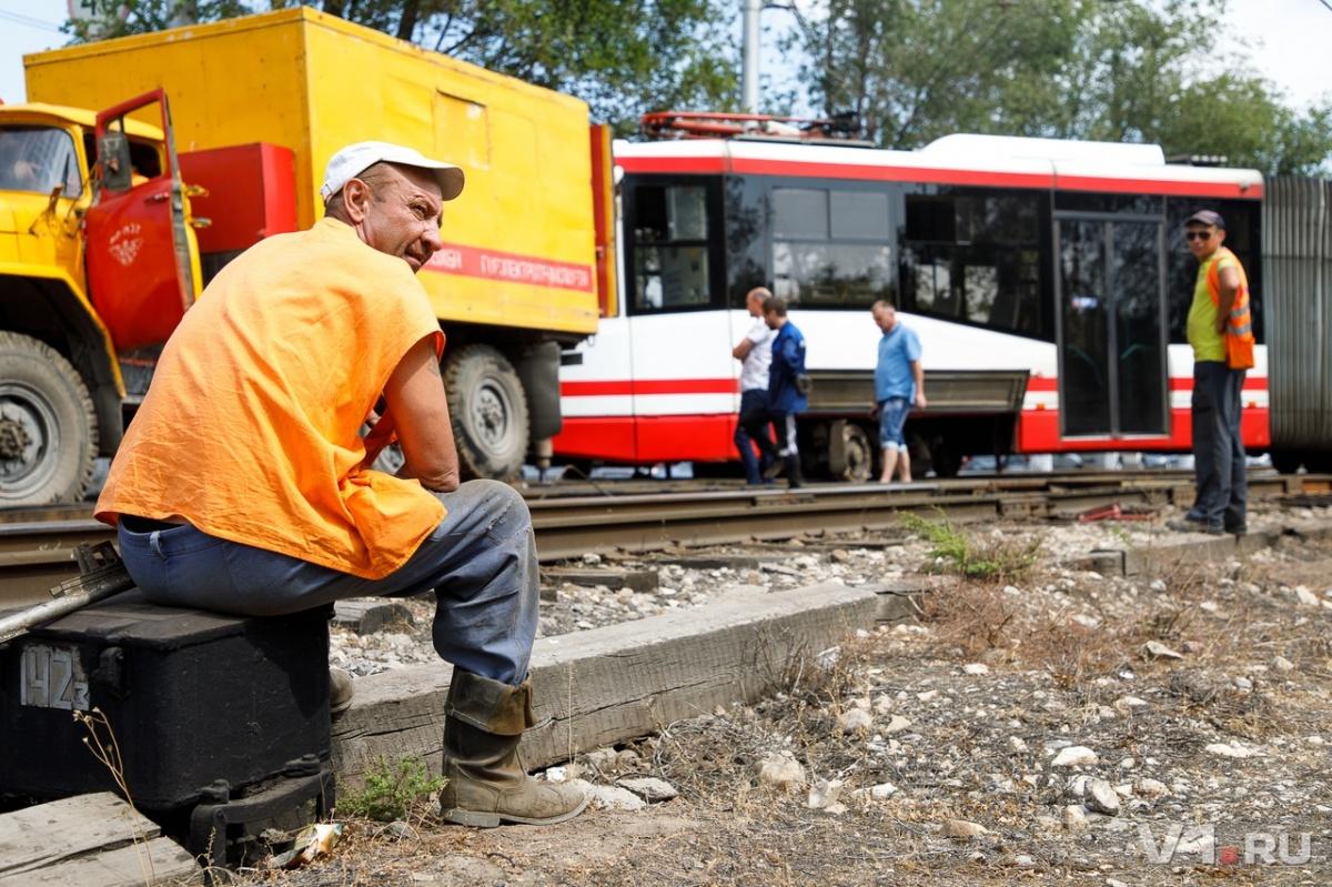После аварии разворотное кольцо у «14-й гимназии» исключили из маршрута СТ-2