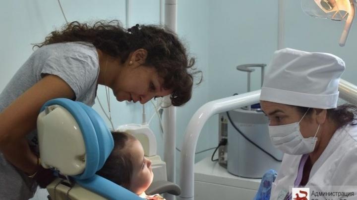 Приходите к нам лечиться: в уфимской Нижегородке открыли долгожданный детский зубной кабинет