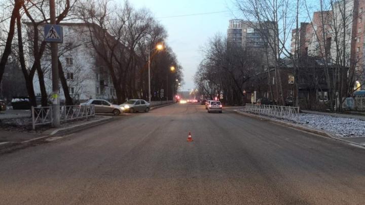 ГИБДД Перми ищет очевидцев ДТП, в котором пострадал восьмилетний ребенок