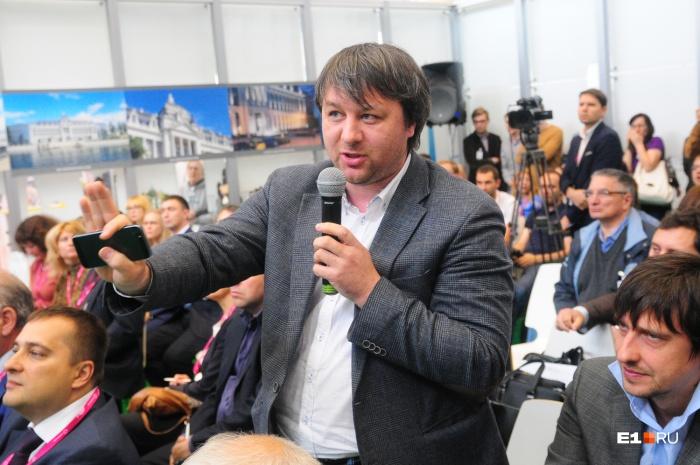 Архитектор Эдуард Кубенский — о градостроительной ситуации в Екатеринбурге