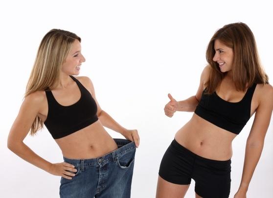 В Новый год с новой фигурой: эксперты рассказали, как избавиться от целлюлита и лишнего веса