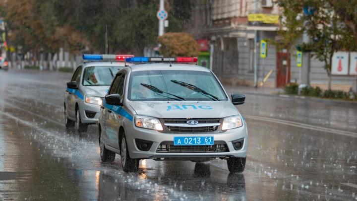 С сиреной по проселочной дороге: полицейские устроили погоню за водителем без прав