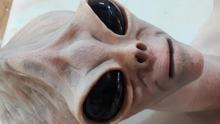 Фабрика чудовищ: репортаж из мастерской, где делают монстров