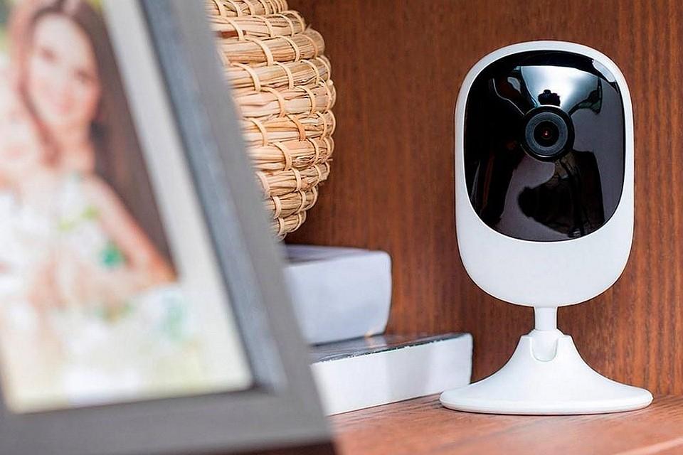Интеллектуальную камеру легко подключить и настроить самостоятельно