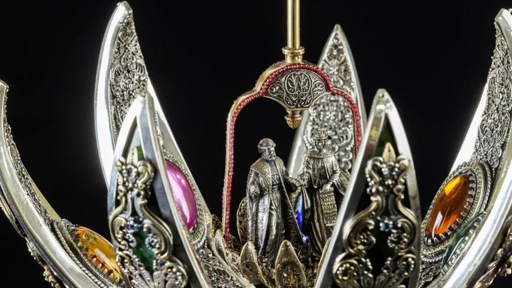 Серебряные кружева: репортаж с ювелирного производства в Екатеринбурге