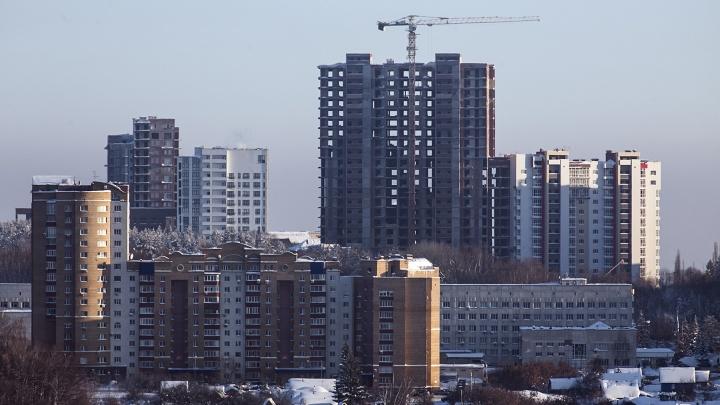 Уфа растёт: в Затоне застроят почти 16 гектаров городских земель
