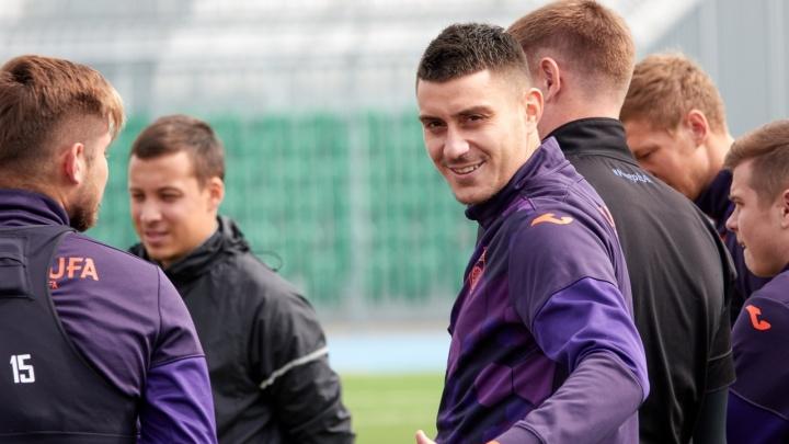 Защитник «Уфы» Неделчару близок к переходу в итальянский клуб