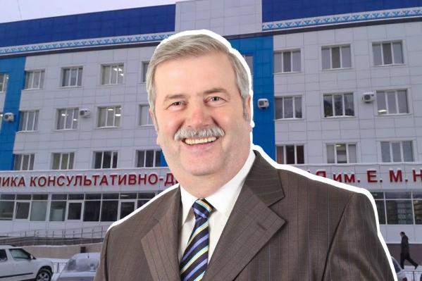 Сумма исковых требований бывшего работодателя совпадает с размером взятки, в получении которой обвиняли Александра Бухарова