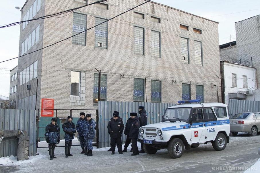 Рецидивист сбежал из следственного изолятора №1 в Челябинске