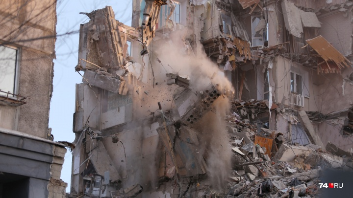 Опубликованы новые обстоятельства взрыва дома в Магнитогорске