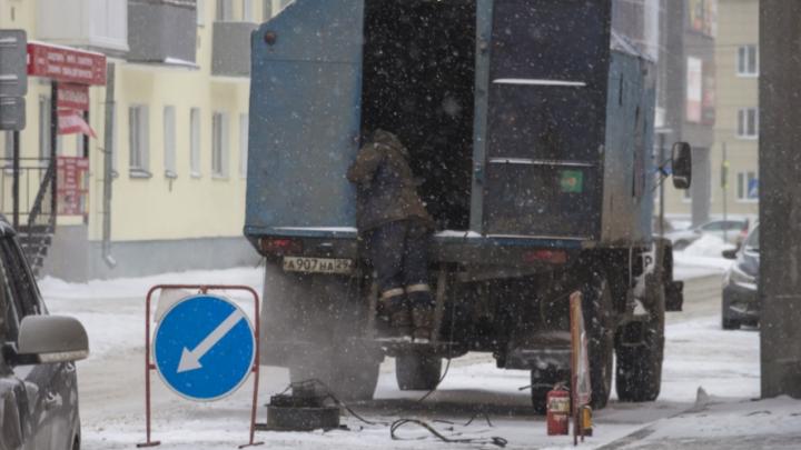 Участок улицы Гайдара закроют для движения из-за ремонта канализации с 11 декабря