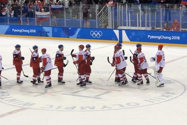 В финале Россия сыграет с победителем матча Канада — Германия