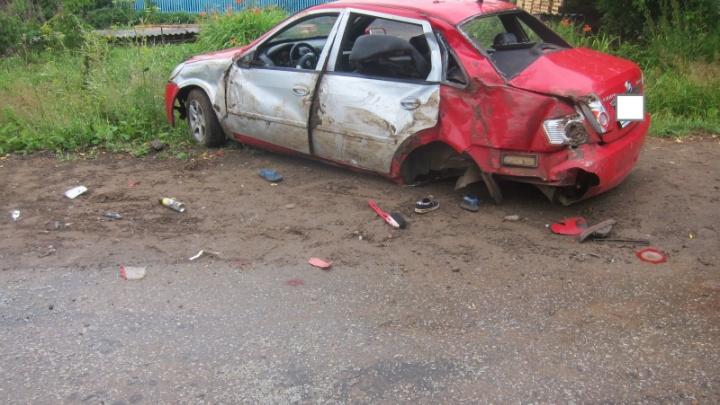 В Оханске в ДТП погиб ребенок: в отношении водителя возбудили уголовное дело
