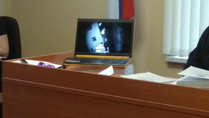 Наноулика: по делу Дмитрия Сазонова показали видео, записанное камерой в ручке