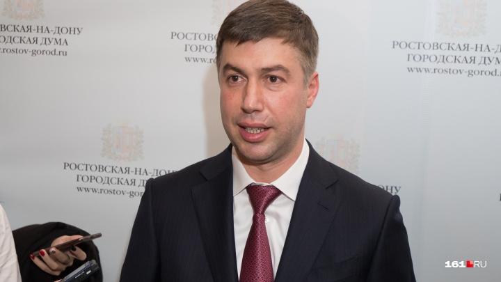 Три цитаты: сити-менеджер Ростова — о рынках-«клоповниках», первых этажах домов и «летящем мосте»