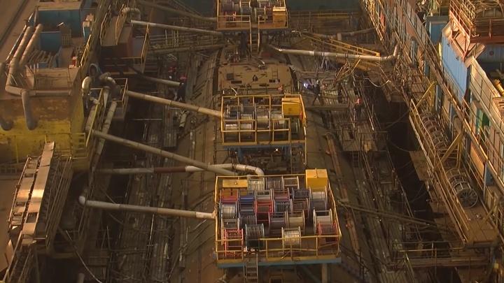РИА «Новости»: 23 апреля на Севмаше спустят на воду подлодку-носитель беспилотной системы «Посейдон»