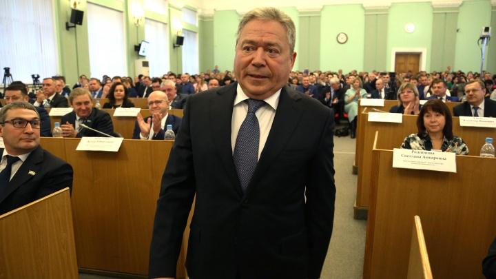 Первый день в кресле мэра: какие проблемы Ульфат Мустафин будет решать в Уфе