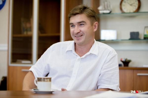 Сергей Таскаев стал временно исполняющим обязанности ректора Челябинского госуниверситета