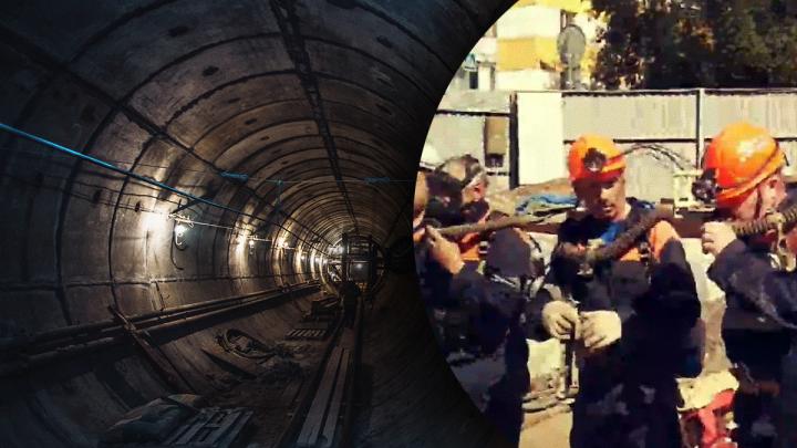 «Работали под магистральным газопроводом»: чем еще занимаются самарские горноспасатели