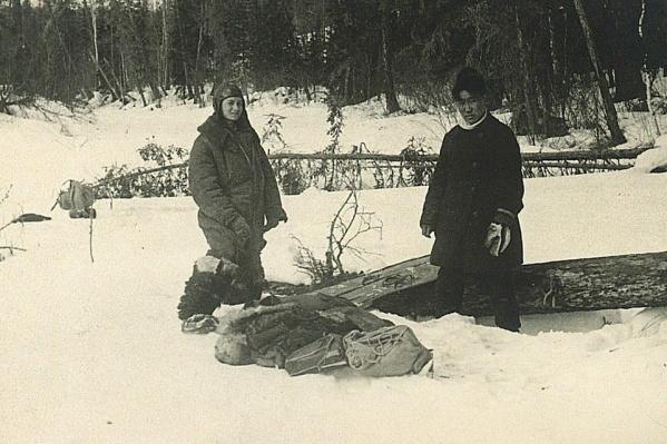 Самолет упал в тайге в лютые морозы, но экипаж чудом остался жив