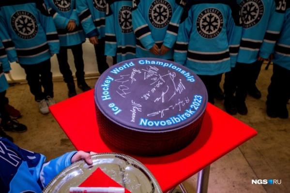 Молодёжный чемпионат мира по хоккею хотят провестив Новосибирске и Омске в 2023 году