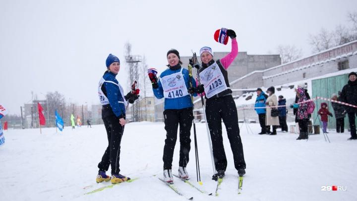 В Северодвинске на острове Ягры построят лыжную базу с трибунами на 80 мест в 2020 году