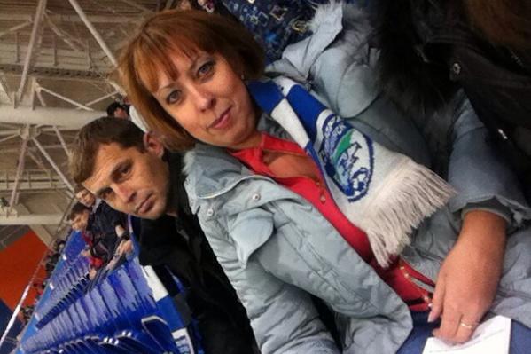 Виталий и Любовь Крамчаниновы