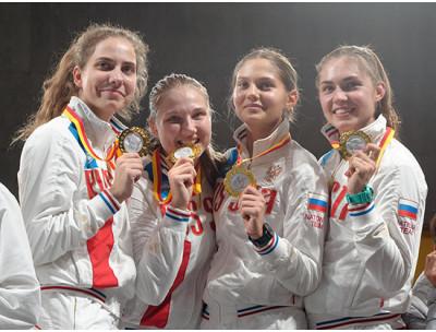 Саблистка София Позднякова рассказала о победе на Кубке мира во Франции