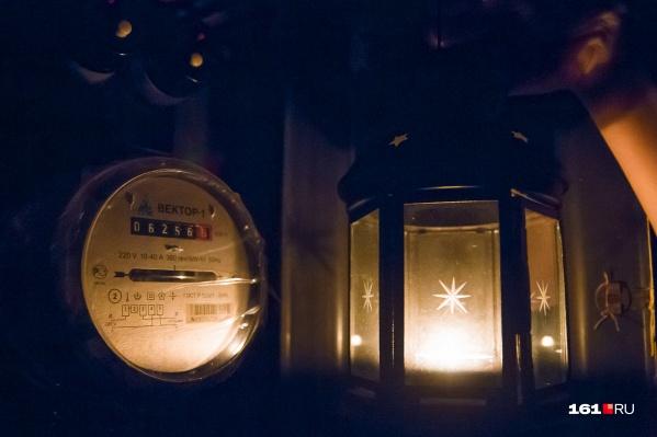Пора запасаться свечами для романтического настроения