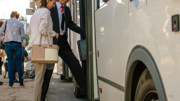 Перевозчик объяснил происшествие с зажатой дверьми беременной пассажиркой