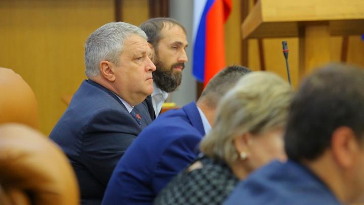 Ресторатор Владимиров стал вторым кандидатом в мэры и рассказал, с чего начнет в случае победы