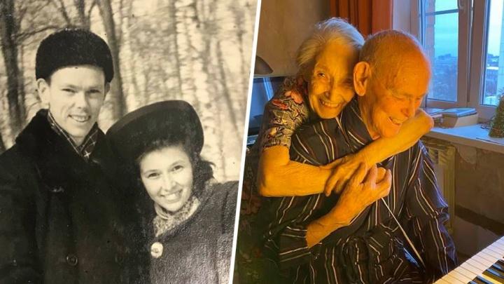 Смотреть и плакать от умиления: нижегородцы, прожившие вместе 70 лет, рассказывают о любви