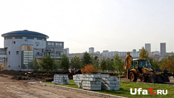 Кашкадан сегодня и через восемь лет: как изменится уфимский парк после ремонта