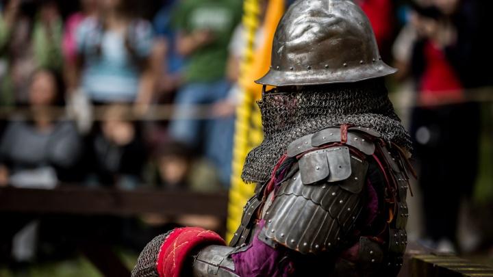 Из железа и стали: 15 лучших фото с фестиваля исторической реконструкции