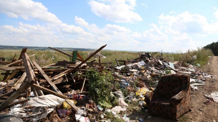 В Башкирии внедрят новые проекты по утилизации отходов