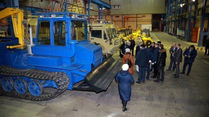 Госкорпорация «Ростех» готова сотрудничать с курганскими заводами