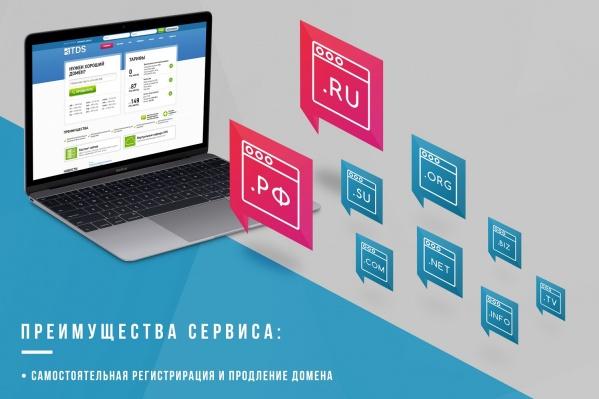 регистрация домена plumbing