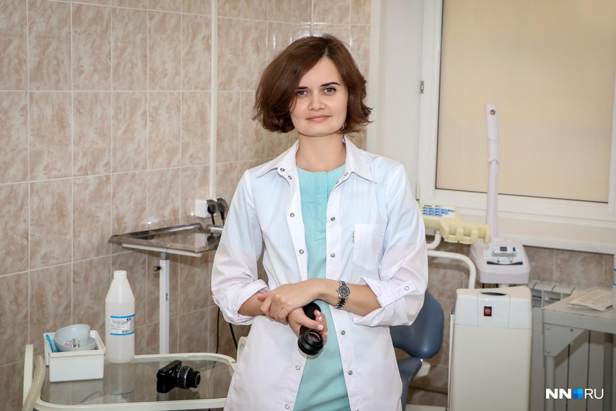 У онколога Оксаны Гараниной бескомпромиссное отношение к загару