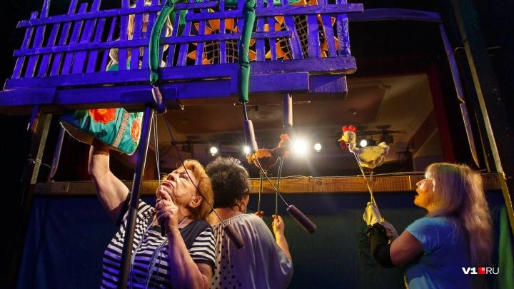 Щелкунчик и его прекрасная дама: в театре кукол расскажут самую романтическую новогоднюю сказку