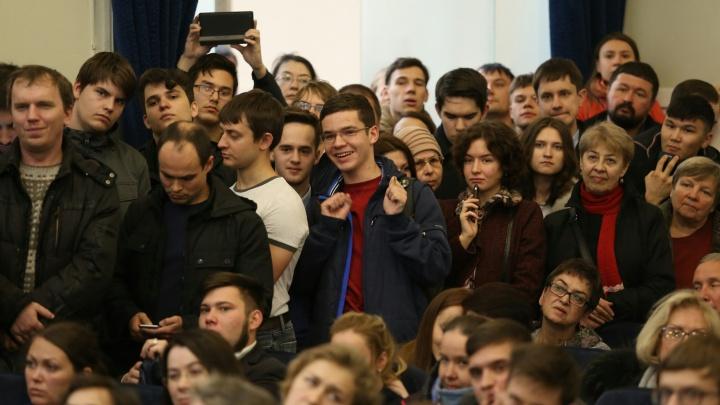«Это вопрос интимный»: публичные слушания по часовне у ЮУрГУ рассорили челябинцев