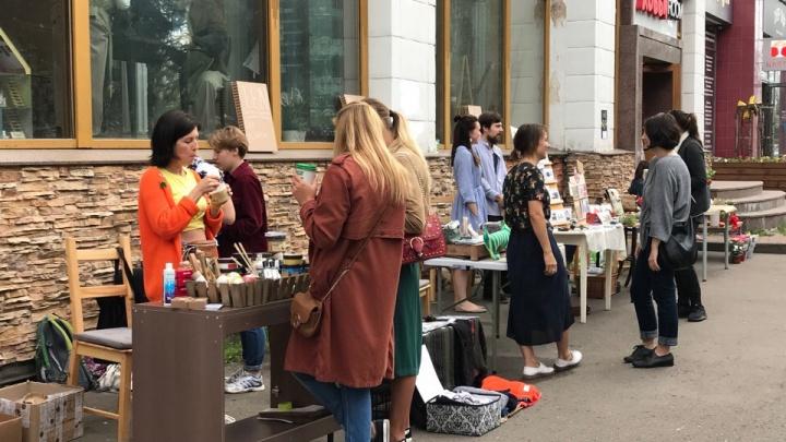 В Архангельске в субботу откроется винтажный рынок выходного дня