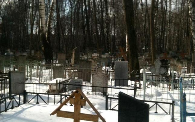 В Балахне возле кладбища нашли отрубленные женские ноги в пакете