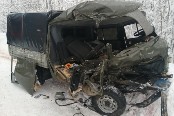 Еще один пассажир и водитель УАЗа госпитализированы с травмами<br>