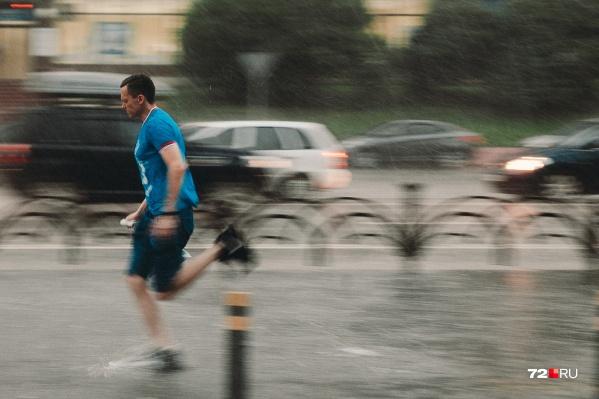 Если вы думали переждать непогоду в другом городе, у нас для вас плохие новости