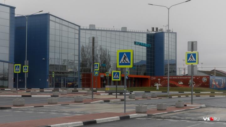 В Волгограде задерживаются два рейса на Москву