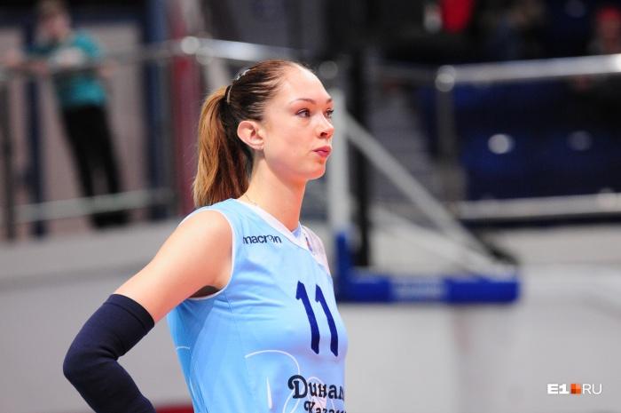 Спортивную карьеру Гамова закончила в 2016-м